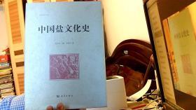 中国盐文化史--张银河 著 / 大象出版社(16开,93品)中--东墙东放