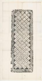 537汉砖三种,原刻。汉。民国拓本。共3片。拓片尺寸75*145厘米左右。宣纸原色仿真微喷复制