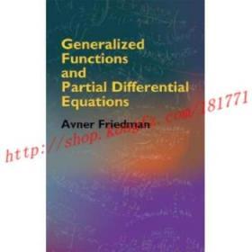 【进口原版】Generalized Functions and Partial Differenti...