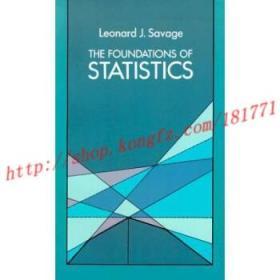 【进口原版】Foundations of Statistics