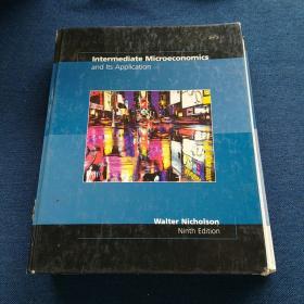 Intermediate  Microeconomics and  Its  Application Ninth  Edition 中间微观经济学及其应用