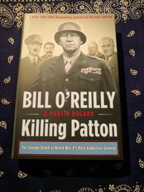 《Killing Patton》(硬精装英文原版)