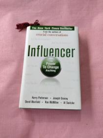 Influencer:The Power to Change Anything 附书签