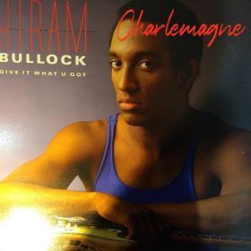 LPレコードGIVE IT WHAT U GOT/HIRAM BULLOCK