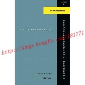 【进口原版】Vision And Visuality: Discussions in Contemp...