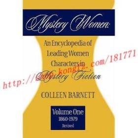 【进口原版】Mystery Women: An Encyclopedia of Leading Wo...
