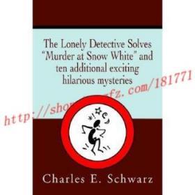 【进口原版】The Lonely Detective Solves Murder at Snow W...