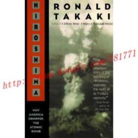 Hiroshima:WhyAmericaDroppedtheAtomicBomb