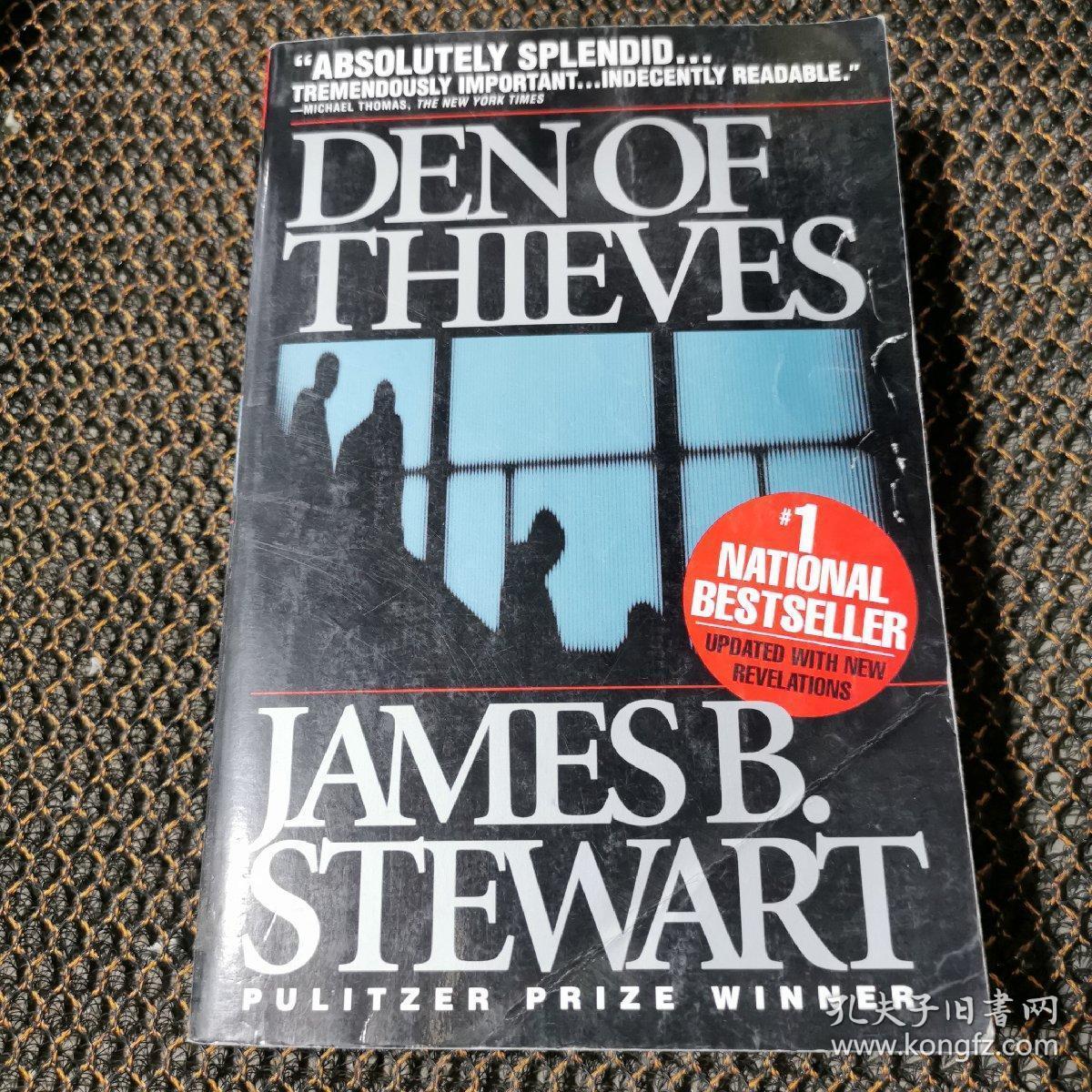 Den of Thieves /James Oversea