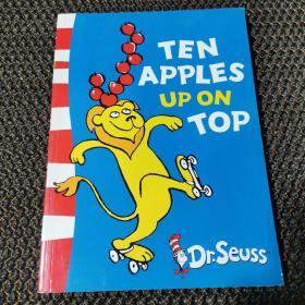 Ten Apples Up on Top (Dr Seuss Green Back Book)[十个苹果在树