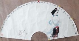 (保真出售)张洪国画,中国美术家协会会员,安徽省美术家协会理事,阜阳市美术家协会主席