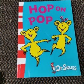 Hop on Pop (Dr Seuss Blue Back Books)[在老爸身上跳来跳去(苏?