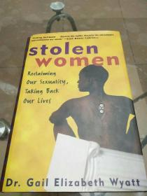 stolen women 偷来的女人 英文版