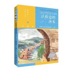 去冒险:浮桥边的汤木(获得第十届全国优秀儿童文学奖)