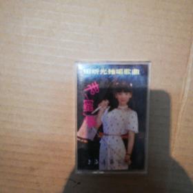 磁带:甜蜜蜜 田昕光独唱歌曲