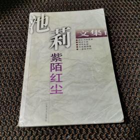 紫陌红尘 /池莉 江苏文艺出版社