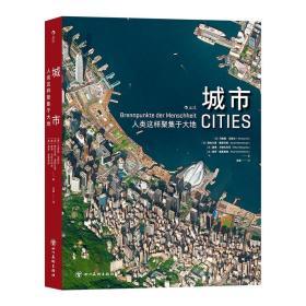 城市:人类这样聚集于大地  数十万米高空之上,于细微处见证浩瀚文明