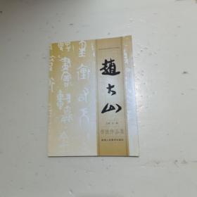 赵大山书法作品集  扫码上书