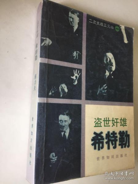 盗世奸雄一希特勒
