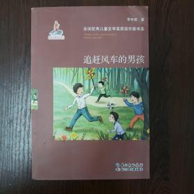 全国优秀儿童文学奖获奖作家书系·追赶风车的男孩