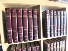 大英百科全书 encyclopedia britannica 收藏版 1993年