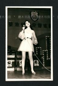 一代歌后 邓丽君照片2,画面好美,原版老照片