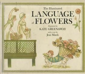 the illuminated language of flowers kate Greenaway