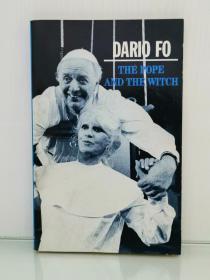 达里奥·福 The Pope and the Witch by Dario Fo (意大利戏剧)英文原版书