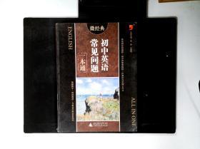 微经典书系:初中英语常见问题一本通