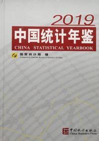 中国统计年鉴2019带盘