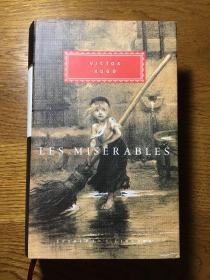 Les Miserables 悲惨世界 Victor Hugo 维克托·雨果 Everyman's Library 人人文库 全网最低价包邮