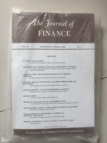 the fournal finance【vol.76: contents for february 2021  no.1】
