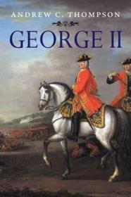 预订 George II 乔治二世,英文原版