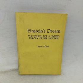einstein's dream the search for a unified theory of the universe 英文版