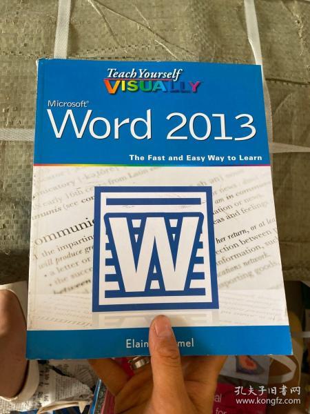 TeachYourselfVISUALLYWord2013(TeachYourselfVISUALLY(Tech))
