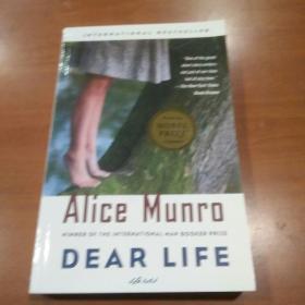 爱丽丝·门罗 Dear Life by Alice Munro (加拿大文学) 英文原版书