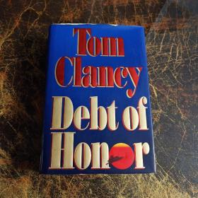 Debt of Honor[美日开战]