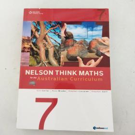 【外文原版】    NELSON THINK MATHS for the Australian Curriculum   7