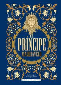 预订 El príncipe 君主论,插图版,马基雅维利作品,西班牙文原版