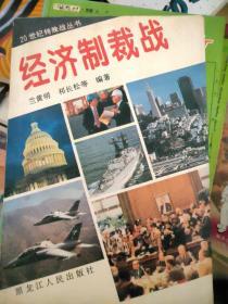经济制裁战:特殊战秘密档案