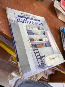 Country Living Easy Transformations: Bathrooms 故乡生活轻松转换:浴室