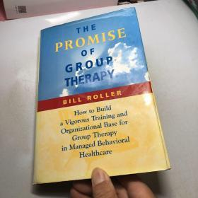 THE PROMISE OF GROUP THERAPY