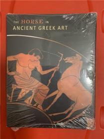 The Horse in Ancient Greek Art (古希腊艺术中的马)