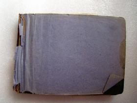 五十年代相册(一本有111张老照片一起卖)【6号】