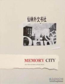 【包邮】2014年出版 Memory City精装