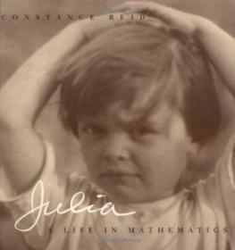 Julia /Constance Reid The Mathematical Association Of Americ