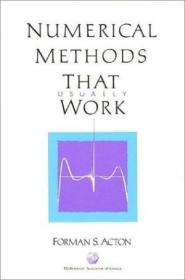 Numerical Methods That Work /Forman S. Acton The Mathematica