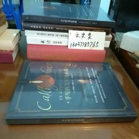 绘森活-手写西文书法圣典( 存放文史类处。没拆封。大16开硬精装。包正版现货)
