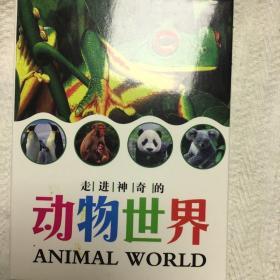 动物世界扑克牌收藏系珍稀动物游戏娱乐早教创意学习纸牌