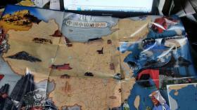福特翼虎:中国小镇游地图